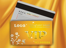 银行贵宾卡印刷,证卷公司会员卡