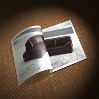 精彩企业画册印刷,企业简介册子印刷