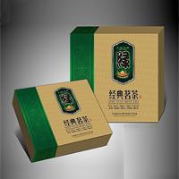 茗茶包装盒印刷设计